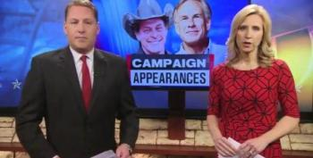 Greg Abbott Refuses To Cancel Campaign Stops With Ted Nugent