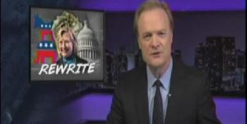 Lawrence O'Donnell Blasts Priorities USA For Staying Out Of Midterms