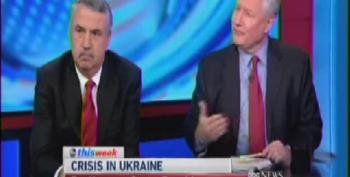Meet ABC News' Foreign Affairs 'Experts' Friedman And Kristol