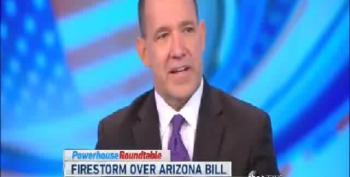 Fmr. Bush Aide Matt Dowd: Arizona Anti-gay Christians Are Like Islamic Terrorists