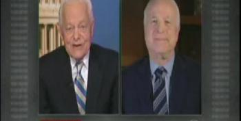 Schieffer Allows McCain To Attack Susan Rice Over Fake Benghazi 'Scandal'