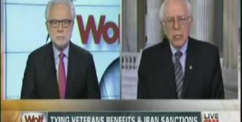 Bernie Sanders: If You Can't Afford To Take Care Of Your Veterans, Don't Go To War
