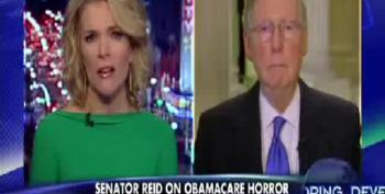 McConnell Whines About Obamacare Liars