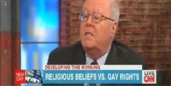 CNN Host Shreds Bill Donohue On LGBT Rights: 'You Do Not Own Marriage'