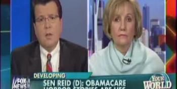 Cavuto Attacks Harry Reid For Calling Out Obamacare Liars