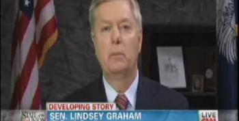 Lindsey Graham: Obama Should 'Stop Going On Television And Trying To Threaten Thugs And Dictators'