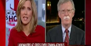 Fox Trots Out Warmonger John Bolton To Attack Obama On Ukraine