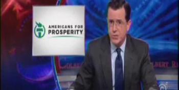 Colbert And Patrick Stewart Make A Mockery Of AFP's Fake Obamacare Victim Ads