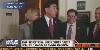 Fox's McCallum: 'Equal Time' Is 7 Minutes For Issa, And Only 1 Minute For Cummings