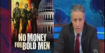 Jon Stewart Rips Shameless Republican Senators For F*cking Over Veterans