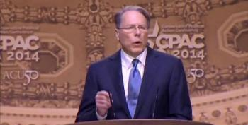 LaPierre At CPAC: 'Greatest Freedom' Is 'All The Rifles, Shotguns And Handguns We Want'