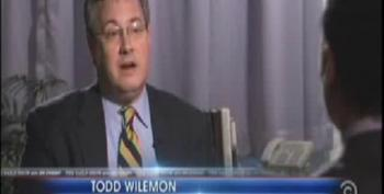 Daily Show's Aasif Mandvi Destroys Fox Business Commentator Todd Wilemon