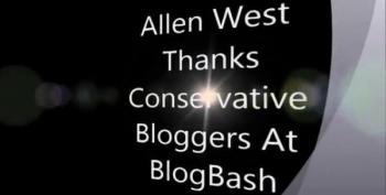Allen West Pals Around With Grifters At BlogBash 2014