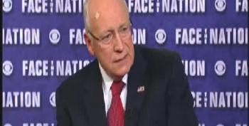 Torture Backer Dick Cheney Cites 'Treaty Violations' By Putin