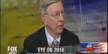 George Will: Politics Is Fun For Rand Paul