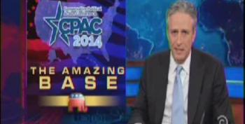 Jon Stewart Rounds Up The Crazy That Is CPAC 2014