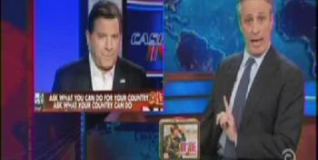 Jon Stewart Takes Eric Bolling To School Over Fox's Shaming Of Food Stamp Recipients