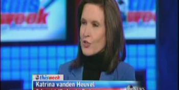 Vanden Heuvel: Democrats Need To Go On Offense Around An Economic Agenda