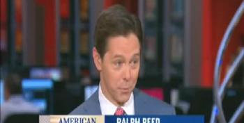 Ralph Reed: Making Divorce Hard Is A 'Better Solution' Than Food Stamps For Women