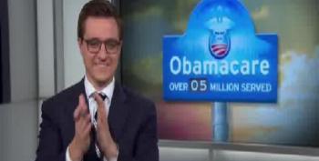 Obamacare Enrollment Hits Milestone