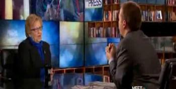 Chuck Todd Asks NJ Senator What It Will Take To Accept Christie's Side Of The Story