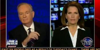Bachmann: Morrell Taking The Fall For Hillary And Barack Obama On Benghazi