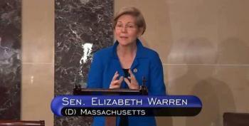 Sen. Elizabeth Warren Floor Speech On Minimum Wage