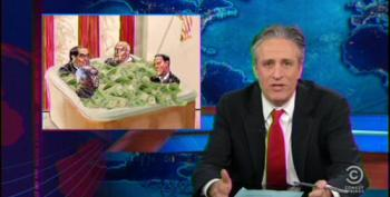 Jon Stewart Skewers Scalia And The Supreme Court Over McCutcheon Ruling
