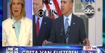 Networks Deny Obama Air Time For White House Address