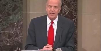 GOP Senator Reads Entire Koch WSJ Op-Ed