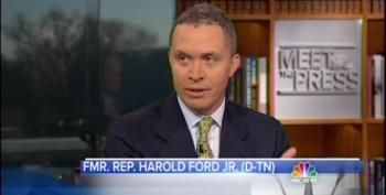 Harold Ford Jr: McCutcheon 'Decision Doesn't Alarm Me'