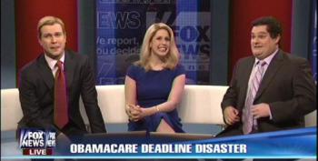 SNL Mocks Fox And Friends For Misleading Obamacare And Climate Change Coverage