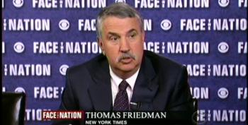 Tom Friedman: Emanuel Left White House For Chicago Because Of 'Unpleasant' Social Media
