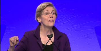 Elizabeth Warren Rips Paul Ryan And Ted Cruz