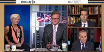 Morning Joe Panel Harasses Sen. Chuck Schumer For Picking On The Koch Brothers