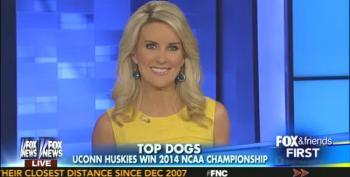 Fox News Calls UConn Huskies 'NAACP' Champs