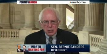 Bernie Sanders: Ryan Budget Vulgar And Obscene
