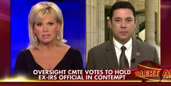 Jason Chaffetz Accuses Cummings' Staff Of 'Stepping Over The Line' On IRS Info