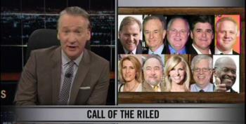 Maher: GOP Has Kind Of Become Talk Radio