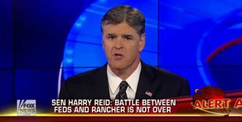 Sean Hannity Floats Possibility That Federal Government Will Kill Nevada Rancher Bundy