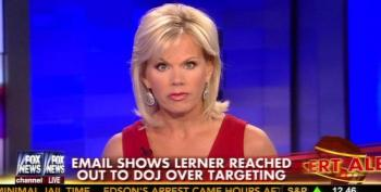 Fox News Misreports New IRS Emails, Claims Opposite Of What Happened