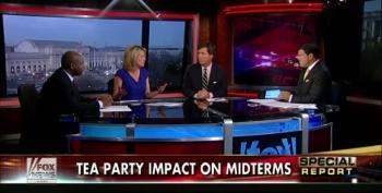 Fox Panel Debates Whether GOP Inmates Are Running The Asylum
