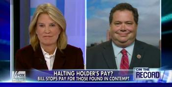 Wingnut TX Rep Wants To Halt Holder's Salary Over 'Fast And Furious' Witch Hunt