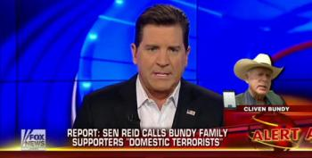 Rancher Bundy Cries To Fox Over Reid Calling Them Out As Domestic Terrorists