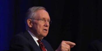 Reid: Bundy Supporters Are Domestic Terrorists