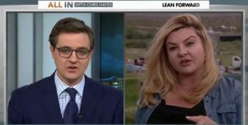 Dear Chris Hayes: Please Stop Legitimizing Right-Wing Nut Jobs