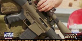 "Cliven Bundy Tells Fox News ""We Just Want To Disarm The Bureaucrats"""