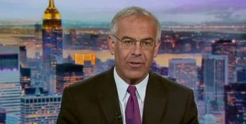 David Brooks Calls Antigovernment Extremists At Bundy Ranch 'Politically Un-Ideological'