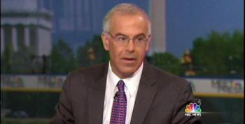 David Brooks Speculates That Obama Has 'Manhood' Problem In Middle East
