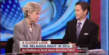 Cokie Roberts Challenges Ralph Reed On Same-Sex Adoption
